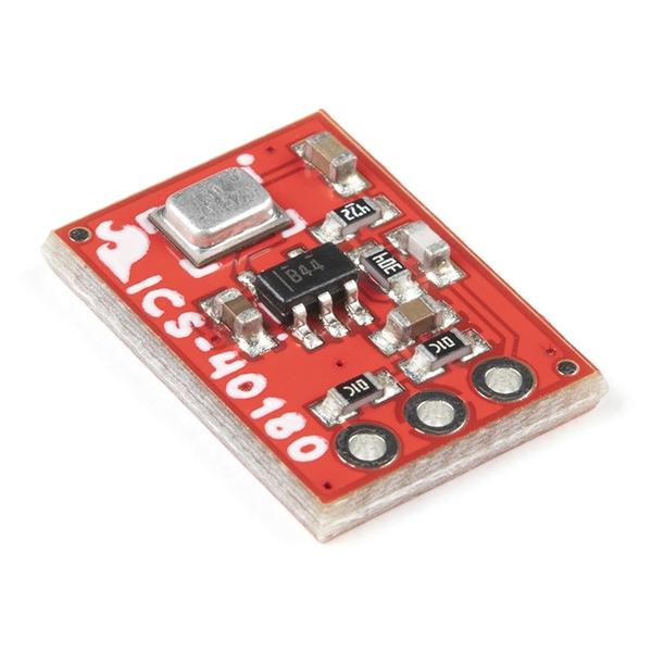 Sparkfun - SparkFun Analog MEMS Microphone Breakout - ICS-40180