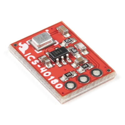 SparkFun Analog MEMS Mikrofon Breakout - ICS-40180