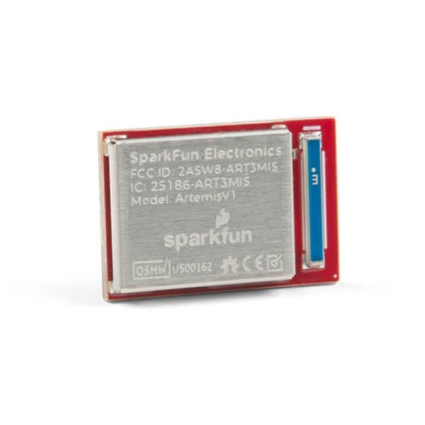 Sparkfun - SparkFun Artemis Module - Low Power Machine Learning BLE Cortex-M4F
