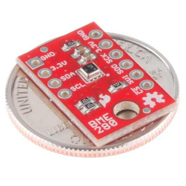 SparkFun Atmospheric Sensor Breakout - BME280 - Thumbnail