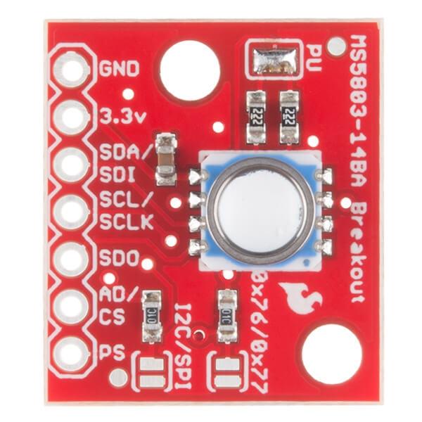SparkFun Basınç Sensörü Breakout - MS5803-14BA - Thumbnail
