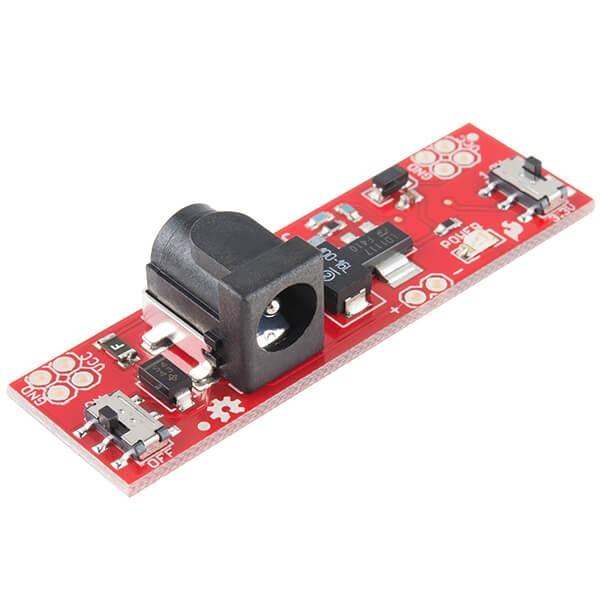 Sparkfun - SparkFun Breadboard Power Supply Stick - 3.3V/1.8V