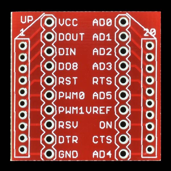 Sparkfun Breakout Board for XBee Module - Thumbnail