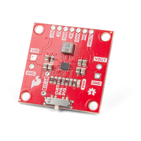 Sparkfun - SparkFun Buck-Boost Dönüştürücü