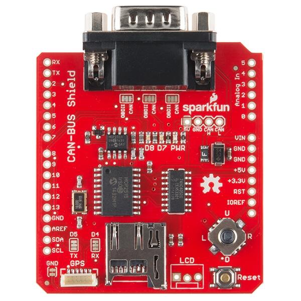 Sparkfun CAN-BUS Shield - Thumbnail