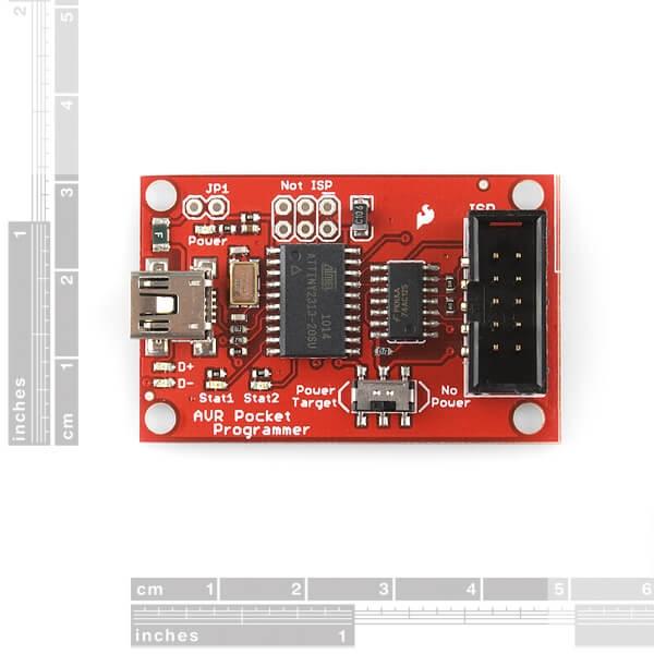 Sparkfun Cep AVR Programcısı - Thumbnail