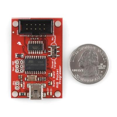 Sparkfun Cep AVR Programcısı
