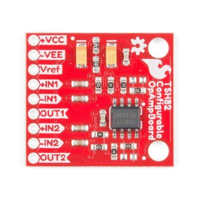 SparkFun Configurable OpAmp Board - TSH82