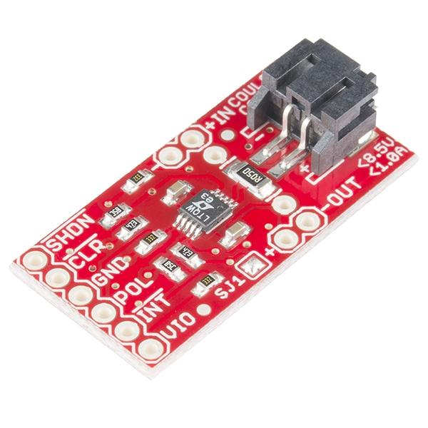 Sparkfun - SparkFun Coulomb Counter Breakout - LTC4150