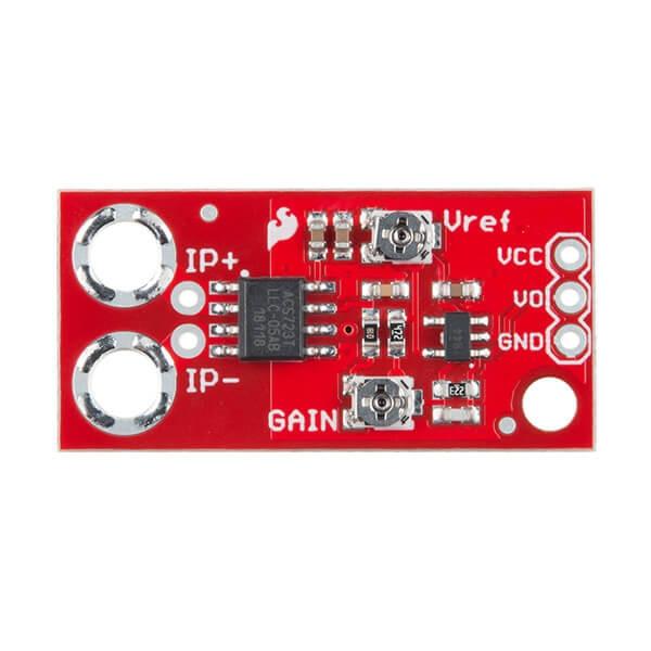 SparkFun Current Sensor Breakout - ACS723 (Low Current) - Thumbnail