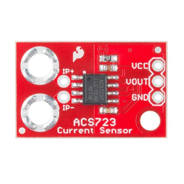 SparkFun Current Sensor Breakout - ACS723 - Thumbnail