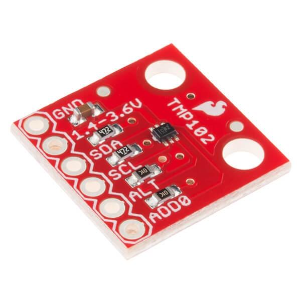 Sparkfun - SparkFun Dijital Sıcaklık Sensörü Breakout - TMP102