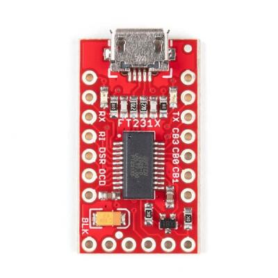 SparkFun FT231X Breakout Kit