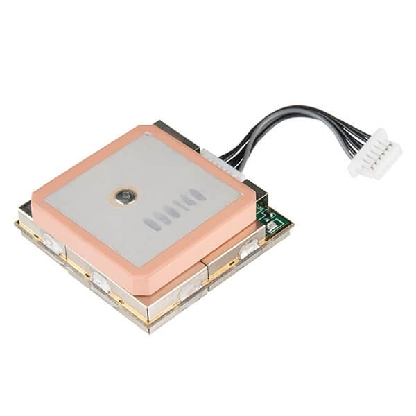 Sparkfun - Sparkfun GPS Alıcısı - EM-506 (48 Kanal)