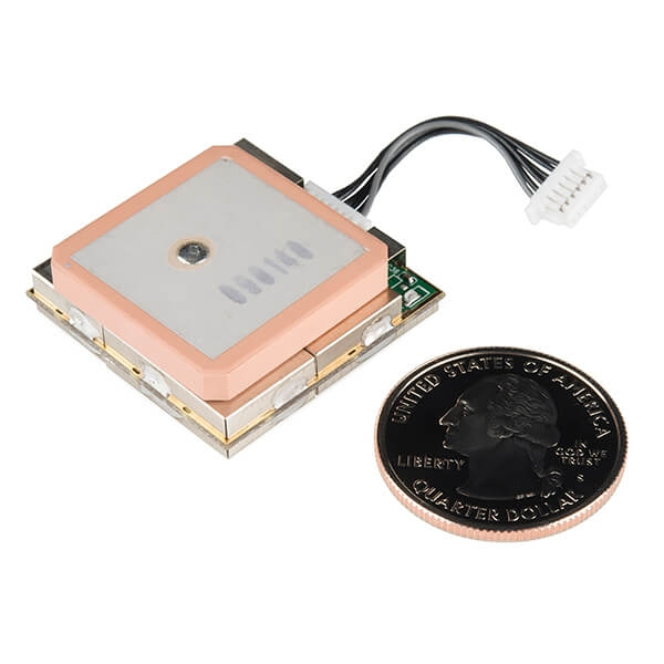 Sparkfun GPS Alıcısı - EM-506 (48 Kanal) - Thumbnail