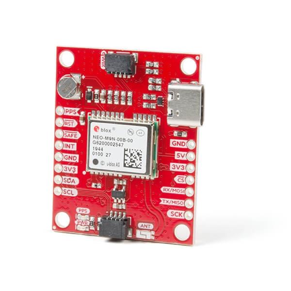 Sparkfun - SparkFun GPS Breakout - NEO-M9N, Çip Anteni (Qwiic)