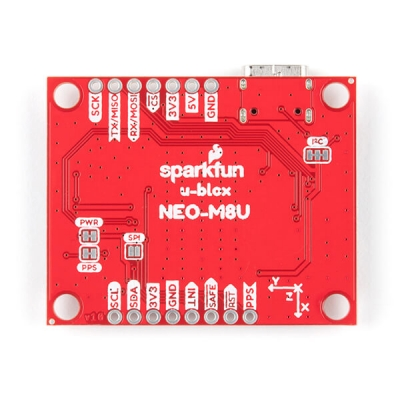 SparkFun GPS Dead Reckoning Breakout - NEO-M8U (Qwiic)