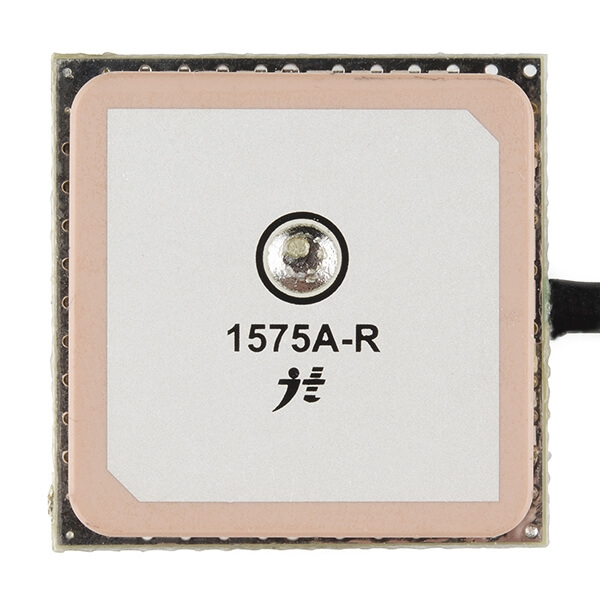 Sparkfun GPS Embedded Antenna SMA - Thumbnail