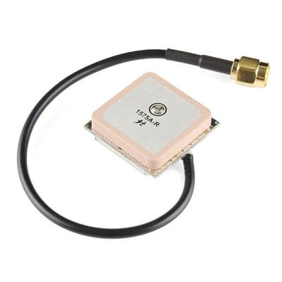Sparkfun GPS Gömülü Anten SMA