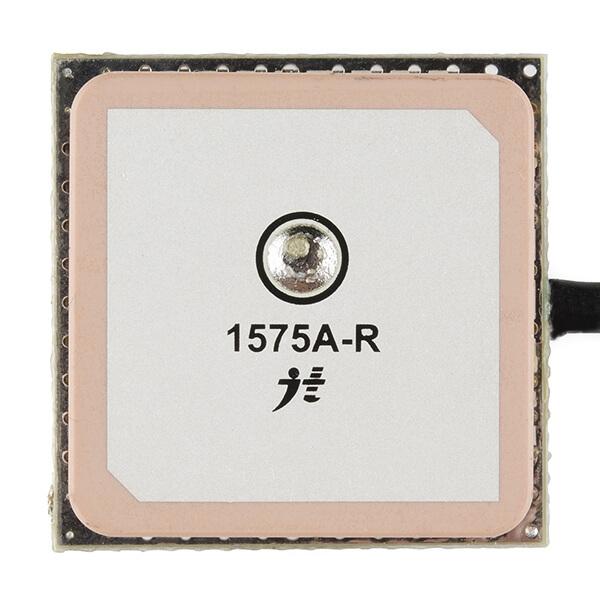 Sparkfun GPS Gömülü Anten SMA - Thumbnail