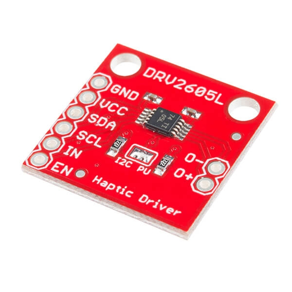 Sparkfun - SparkFun Haptic Motor Driver - DRV2605L