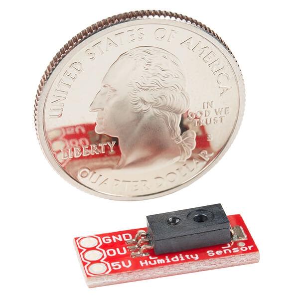 SparkFun Humidity Sensor Breakout - HIH-4030 - Thumbnail
