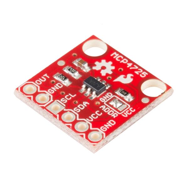 Sparkfun - SparkFun I2C DAC Breakout - MCP4725
