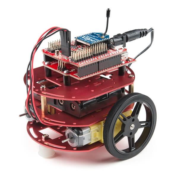 SparkFun Kablosuz Motor Sürücü Shield - Thumbnail