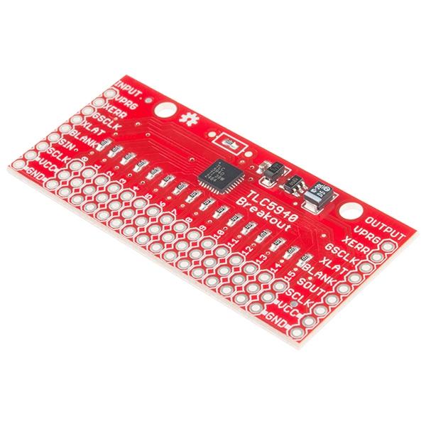 Sparkfun - SparkFun LED Driver Breakout - TLC5940 (16 Channel)
