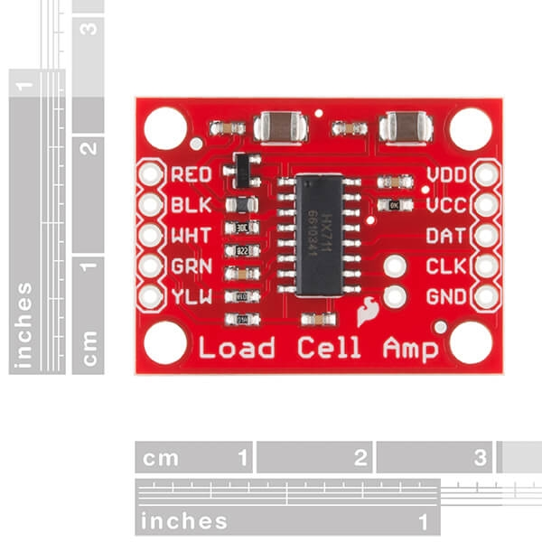 SparkFun Load Cell Amplifier - HX711 - Thumbnail