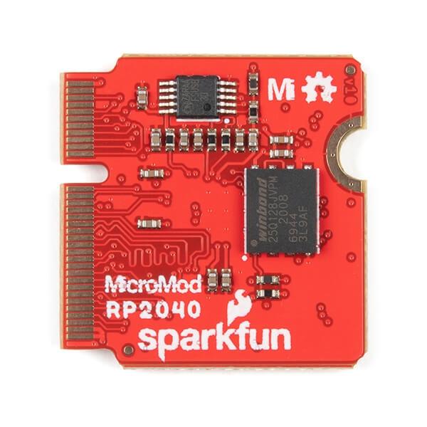 SparkFun MicroMod RP2040 İşlemci - Thumbnail