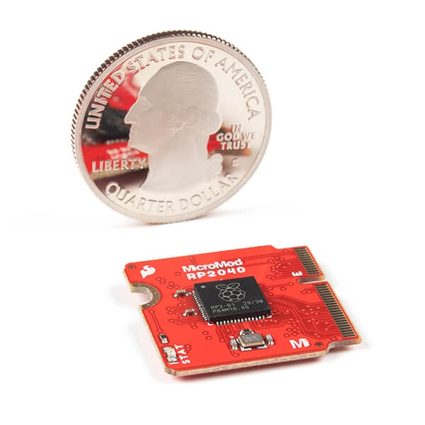 SparkFun MicroMod RP2040 Processor - Thumbnail