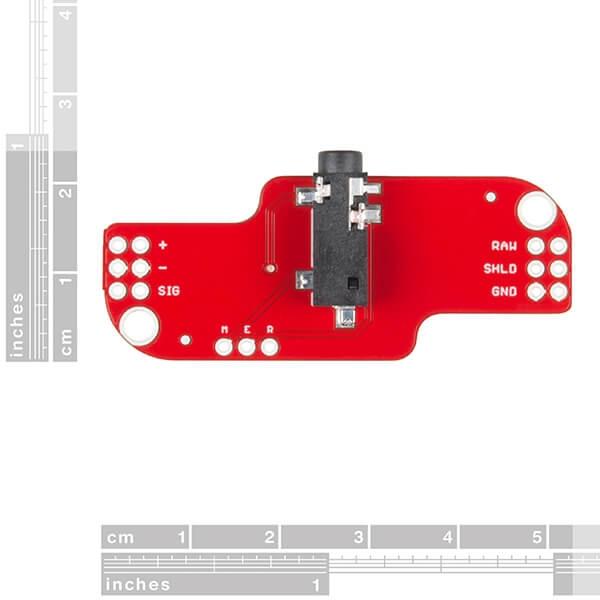 Sparkfun MyoWare Cable Shield - Thumbnail