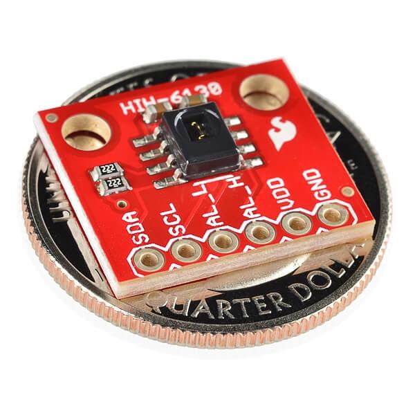 SparkFun Nem ve Sıcaklık Sensörü Breakout - HIH6130 - Thumbnail