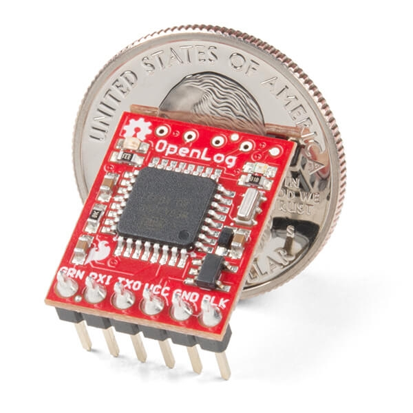 SparkFun OpenLog with Headers - Thumbnail