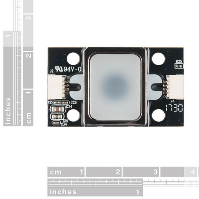 Sparkfun Parmak İzi Tarayıcı - TTL (GT-521F32)