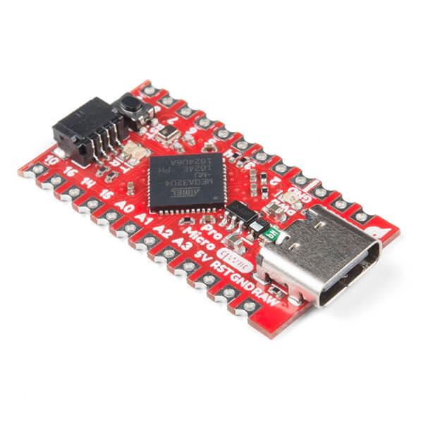 Sparkfun - SparkFun Qwiic Pro Micro - USB-C (ATmega32U4)