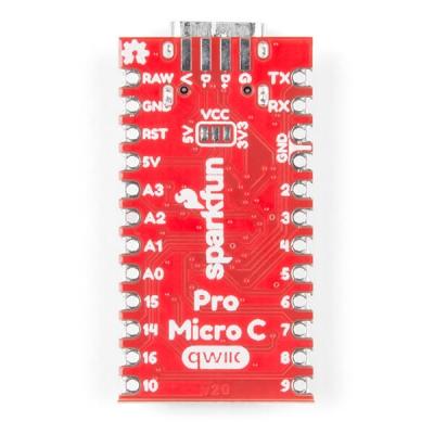 SparkFun Qwiic Pro Micro - USB-C (ATmega32U4)
