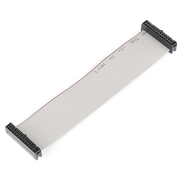 Sparkfun - Sparkfun Raspberry Pi - GPIO Etiketli Kablo (6 inç )