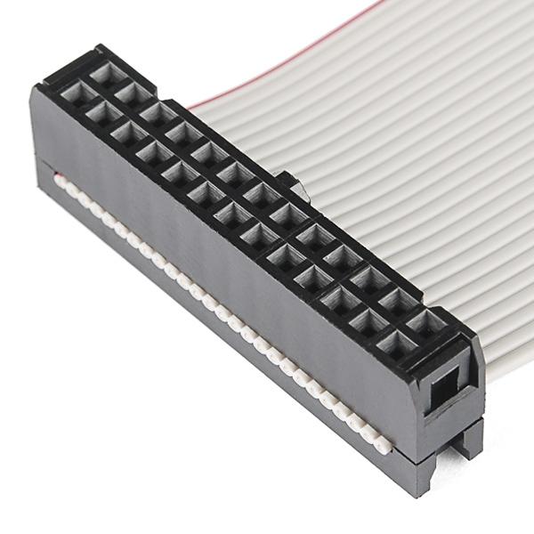 Sparkfun Raspberry Pi - GPIO Etiketli Kablo (6 inç ) - Thumbnail