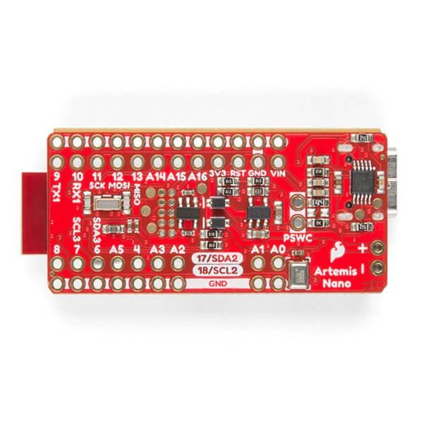 SparkFun RedBoard Artemis Nano - Thumbnail