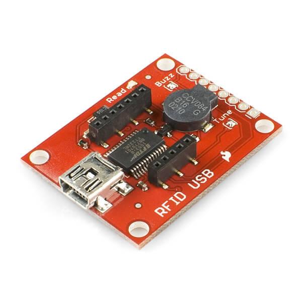Sparkfun - SparkFun RFID USB Reader