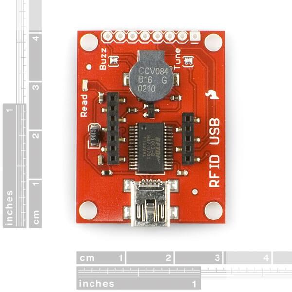 SparkFun RFID USB Reader - Thumbnail