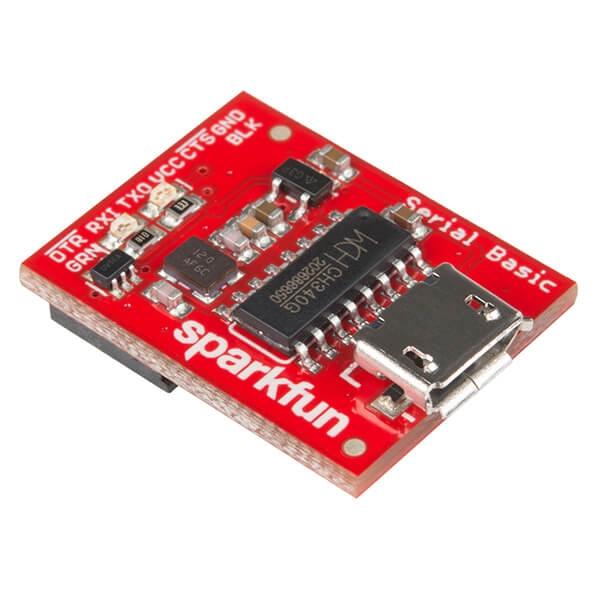 Sparkfun - SparkFun Serial Basic Breakout - CH340G
