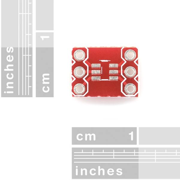 SparkFun SOT23 - DIP Adaptörü - Thumbnail
