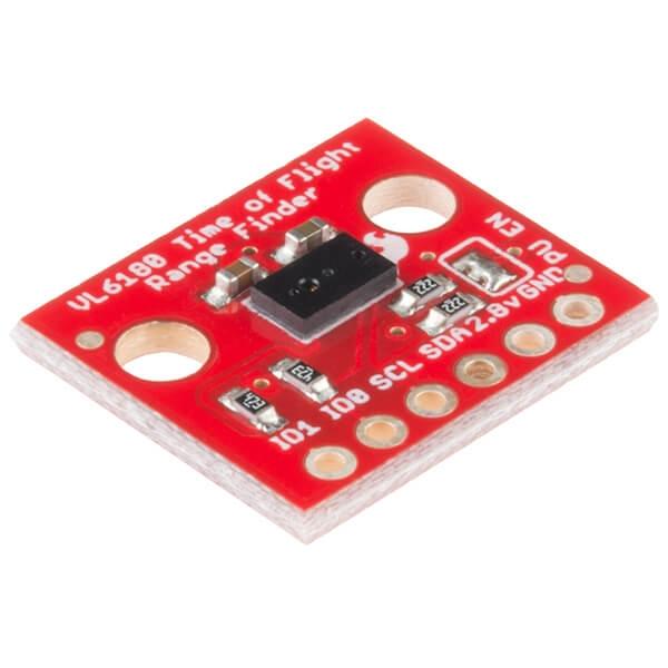 Sparkfun - SparkFun ToF Range Finder Breakout - VL6180