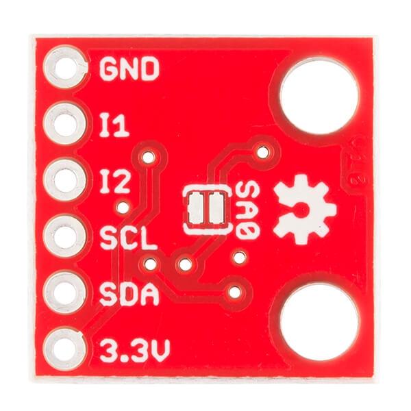 SparkFun Triple Axis Accelerometer Breakout - MMA8452Q - Thumbnail