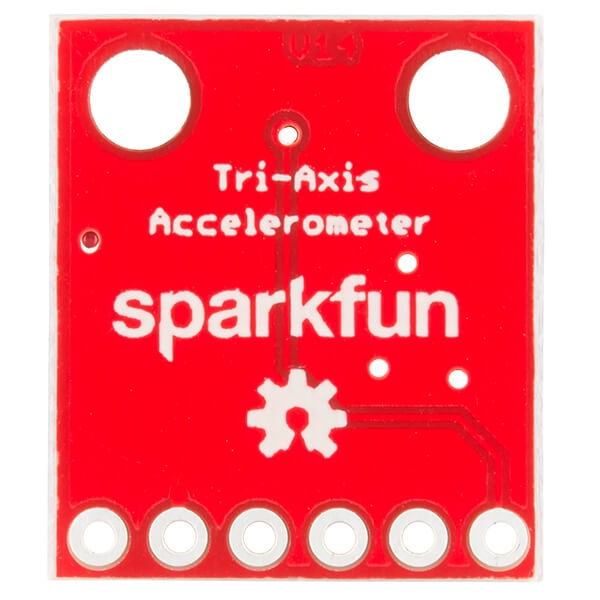 SparkFun Üç Eksenli İvme Ölçer Breakout - ADXL335 - Thumbnail