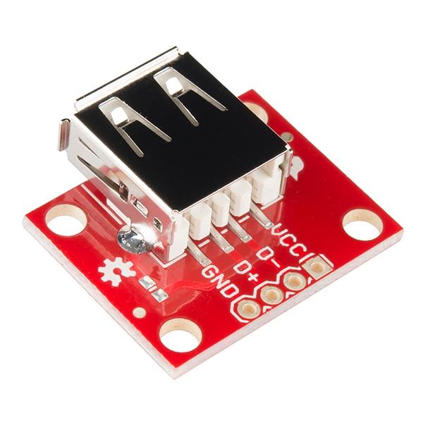 Sparkfun - SparkFun USB Tip A Dişi Breakout