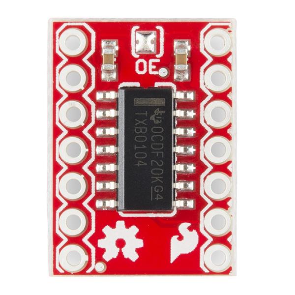 SparkFun Voltage-Level Translator Breakout - TXB0104 - Thumbnail